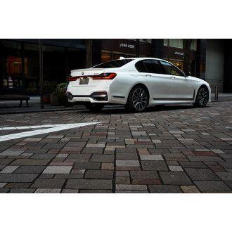 3DDesign PUR Diffusor für BMW G11 G12 LCI Facelift mit M-Paket
