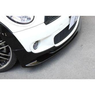 3DDesign PUR Frontlippe für Mini R55/R56 Cooper S Vorfacelift
