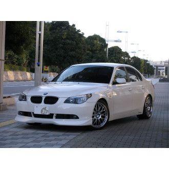 3DDesign PUR Frontlippe für BMW 5er E60