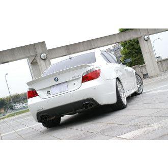 3DDesign Carbon Diffusor für BMW 5er E60 mit M-Paket (Duplex AGA)
