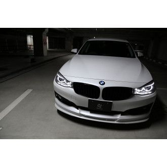 3DDesign PUR Frontlippe für BMW 3er F34 Sport