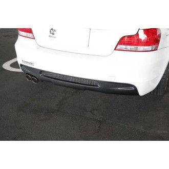 3DDesign Carbon Diffusor für BMW 1er E82 mit M-Paket