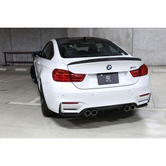 3DDesign Carbon Diffusor für BMW F80 M3 F82 F83 M4 - Typ 2