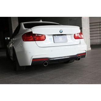 3DDesign Carbon Diffusor für BMW 3er F30 F31 mit M-Paket