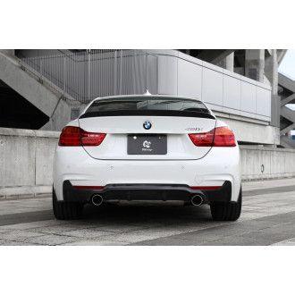 3DDesign Carbon Diffusor für BMW 4er F32 F36 mit M-Paket (435i)