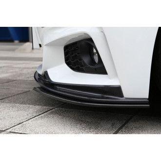3DDesign Carbon Frontsplitter für BMW 4er F32 F36 mit M-Paket