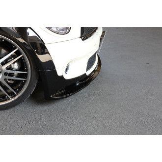 3DDesign PUR Frontlippe für Mini Cooper S R55|R56 Vorfacelift