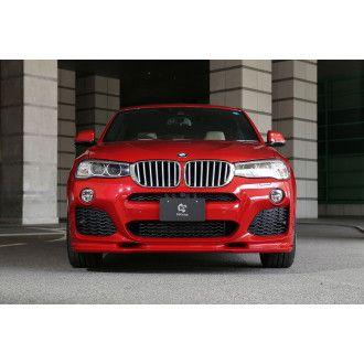 3DDesign PUR Frontlippe für BMW F26 X4 mit M-Paket