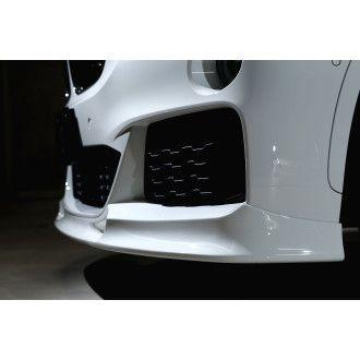 3DDesign PU Frontlippe für BMW F48 X1 mit M-Paket