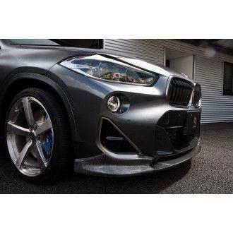 3DDesign Carbon Frontlippe für BMW F39 X2 M35i