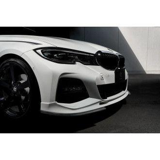 3DDesign Carbon Frontsplitter links rechts für BMW G20 mit M-Paket