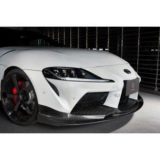 3DDesign Carbon Frontlippe für Toyota Supra MK5 A90