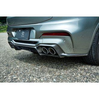 3DDesign Carbon Diffusor für BMW F98 X4M