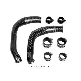 Eventuri Carbon Chargepipes für BMW S55 F8X M3/M4 | F87 M2 Competition