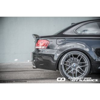 Boca Carbon Spoiler für BMW 1er E82 1M - High Kick