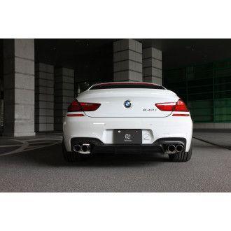 3DDesign Carbon Diffusor für BMW 6er F06 F12 F13 mit M-Paket