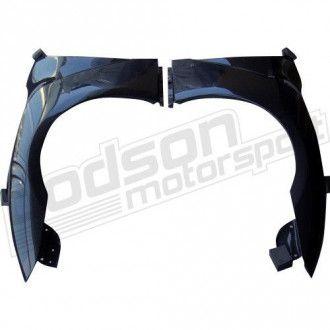 Boca Carbon Heck Diffusor für Audi R8