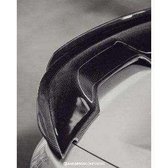 Anderson Composites Carbon Gurney Flap Spoiler für Ford Shelby Gt500 2020 Style GT500