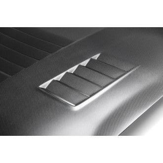 Anderson Composites Trockencarbon Motorhaube für Ford Shelby Gt350 2015-2019 Style