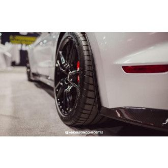 Anderson Composites Carbon Radhaus Verkleidung für Ford Shelby Gt500 2020 Style GT500
