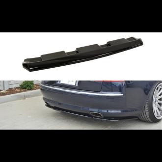 Maxton Design Diffusor für Audi A8 D3 schwarz strukturiert
