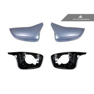 Autotecknic Ersatz-Spiegelkappen für BMW 5er|6er G30|G32 farbig