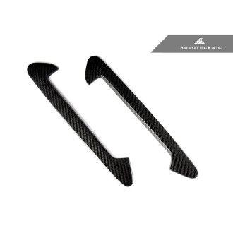 Autotecknic Trockencarbon Kotflügel-Lufteinlässe für BMW X3|X4 G01|G02