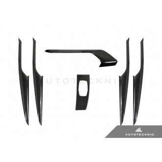 Autotecknic Trockencarbon Interieur für BMW X3|X4 G01|G02