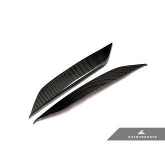 Autotecknic Carbon Scheinwerferblenden für Nissan 350Z