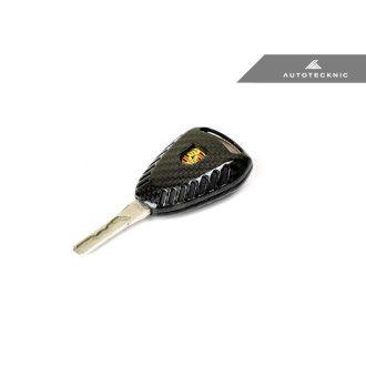 Autotecknic Carbon Schlüsselcover für Porsche 911er|Cayman|Boxster 992.2|987