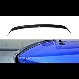 Maxton Design Spoiler für Volkswagen Golf MK7|Golf 7 GTI|R Facelift schwarz hochglanz
