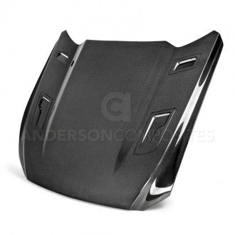 Anderson Composites Carbon Motorhaube für Ford Mustang - AT