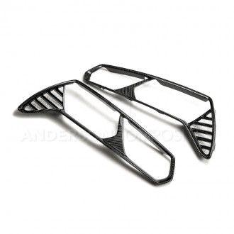 Anderson Composites Carbon Hecklicht Verkleidung für Corvette C7 Stingray Z06