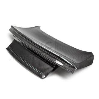 Anderson Composites Carbon dopperlseitige Heckklappe mit integrierten Spoiler Type-ST für Ford Mustang 2015-2019