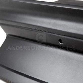Anderson Composites Carbon Kofferraumdeckel Type-ST mit integrierten Spoiler 2015-2018