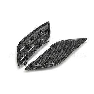 Anderson Composites Carbon Kotflügel Lufteinlässe für Ford F150 Raptor 2017-2018 TYPE-OE