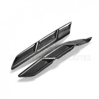 Anderson Composites Carbon Lufteinlässe für Chevrolet Corvette C7 Stingray 2014-2018