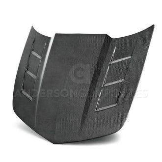 Anderson Composites Carbon Motorhaube für Chevrolet Camaro 2010-2013 TYPE-TSII