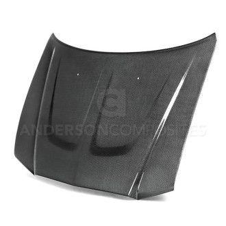 Anderson Composites Carbon Motorhaube Type-OE für Dodge Charger 2011-2014