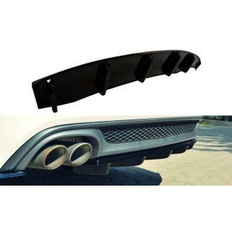 Maxton Design Diffusor für Audi A6 C7 S-Line Kombi schwarz hochglanz