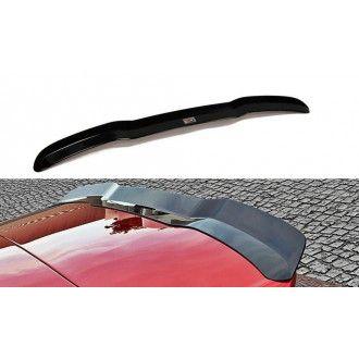 Maxton Design Spoiler für Audi 8V S3 Facelift Schrägheck schwarz hochglanz