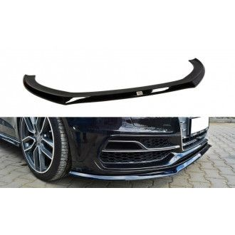 Maxton Design Frontlippe für Audi A3 8V S3|RS3 Carbon Look