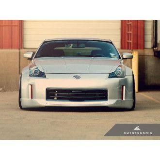 Autotecknic ABS Scheinwerferblende für Nissan 350Z