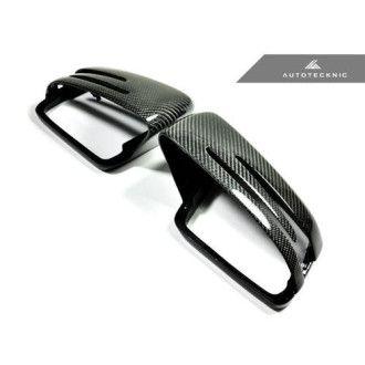 AutoTecknic Carbon Ersatz-Spiegelkappen für Mercedes-Benz A /B /C /E /S /CLA /CLS /CL /CL /GLK Klasse