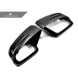AutoTecknic Carbon Ersatz-Spiegelkappen für Mercedes-Benz G /GL /M /R Class