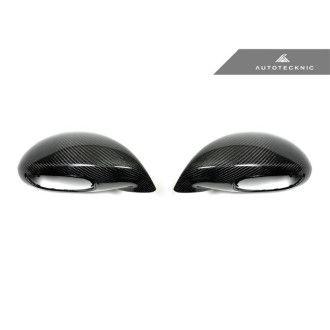 AutoTecknic Carbon Ersatz-Spiegelkappen für Porsche 991 Turbo | GT3 | GT4