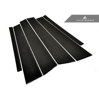 AutoTecknic Carbon Säulencover - F30
