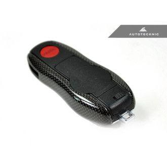 AutoTecknic Carbon Schlüssel Cover - Porsche