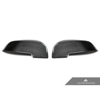 AutoTecknic Carbon Spiegelkappen Austausch - E84 X1 | F20 1-Series | F22 2-Serie | F30 3-Serie | F32 / F36 4-Serie