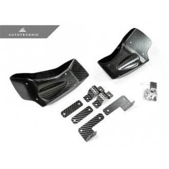 AutoTecknic Dry Carbon-Bremsluftkanal für Nissan R35 GTR